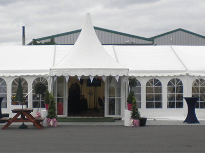 David's Marquee Hire supply marquees for events throughout Ireland